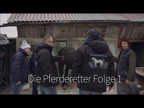 Die Pferderetter - in Rumänien Folge 1: Die Lungenentzündung bei einem Arbeitspferd.