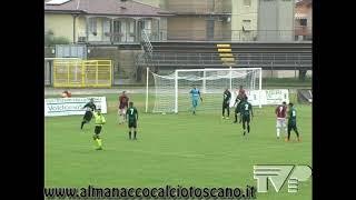 Serie D Girone E Aquila Montevarchi-Tuttocuoio 1-0