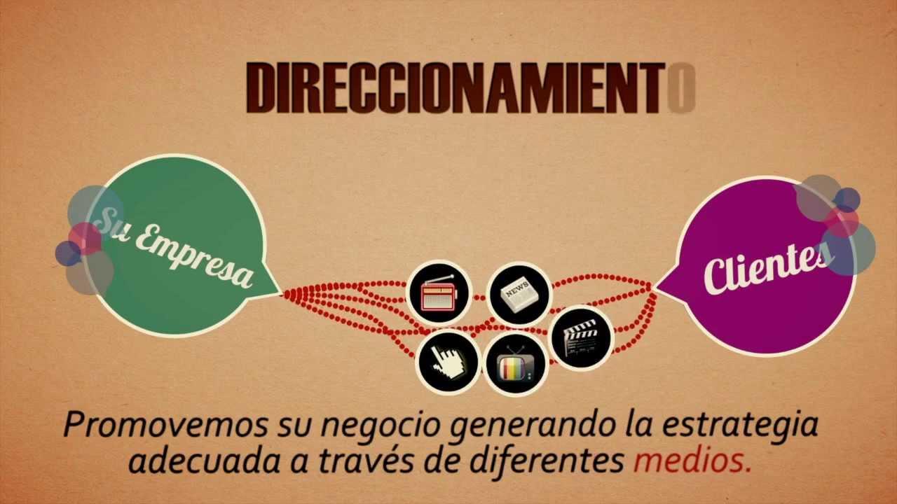 Publicidad Imagenes Abstractas: Presentación Agencia De Publicidad Abstracta