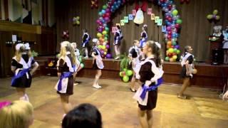 Флешмоб г.Бобруйск Школа №30 Последний звонок 2013