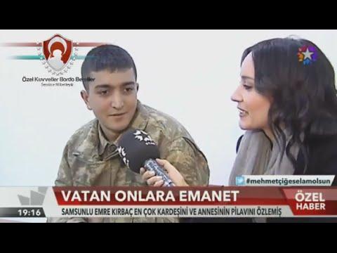 star haber  nazlı çelik  hakkari dağlıca hudut taburu  2. bölüm 22.01.2016