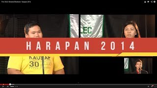 The USLS General Elections- Harapan 2014