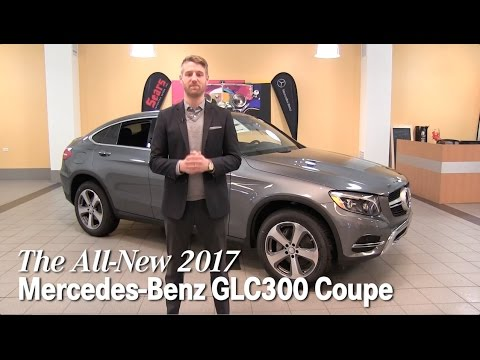 Review all new 2017 mercedes benz glc300 coupe for Mercedes benz bloomington mn