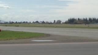 B-17 爆撃機 テイクオフ! ,  B-17 Flying Fortress Take Off