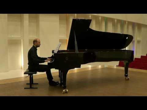 Kőszeghy Károly: Álmok (1962) - előadja: Daniël Kramer, zongora
