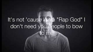 NF - Outro (Lyrics)