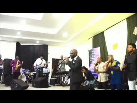 Freke at the standpoint church Abuja