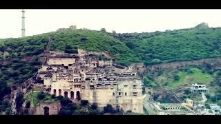 Bird's Eye View of Rajasthan