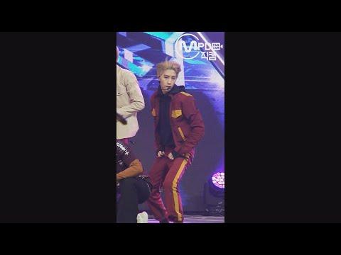 [MPD직캠] 갓세븐 마크 직캠 'Look' (GOT7 MARK FanCam) | @MCOUNTDOWN_2018.3.22