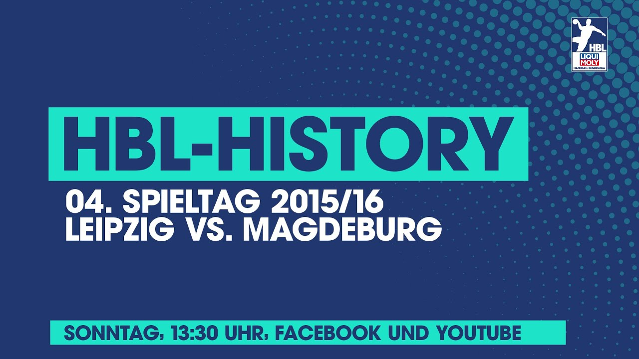 HBL-History: Leipzig vs. Magdeburg (2015/16)