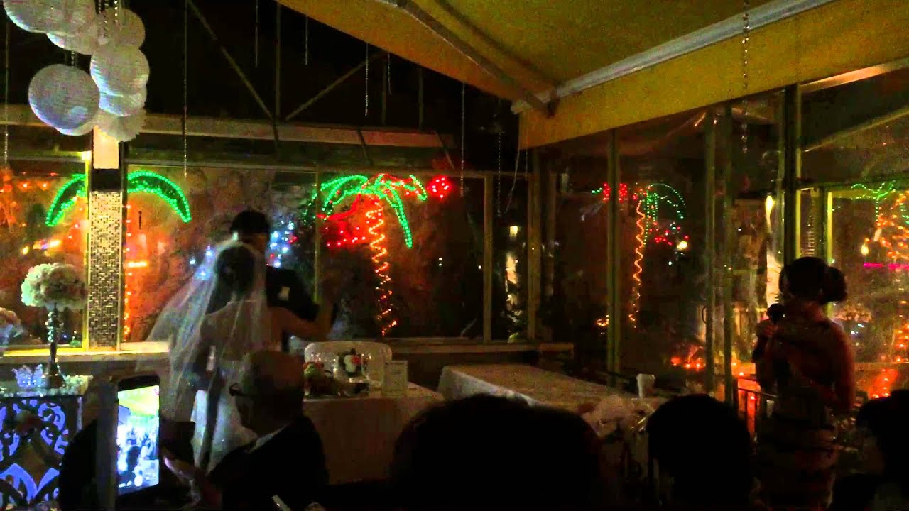 Victory Garden Cafe Wedding