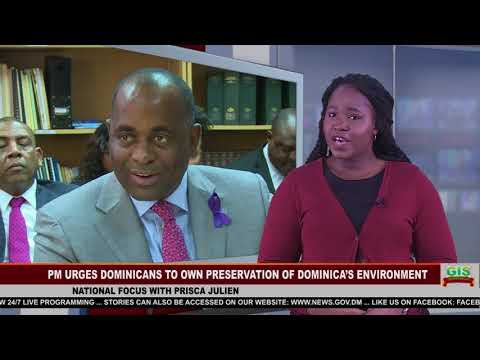 GIS Dominica National Focus for June 13, 2018