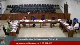 Câmara Municipal de Colina - 12ª Sessão Extraordinária 30/11/2020