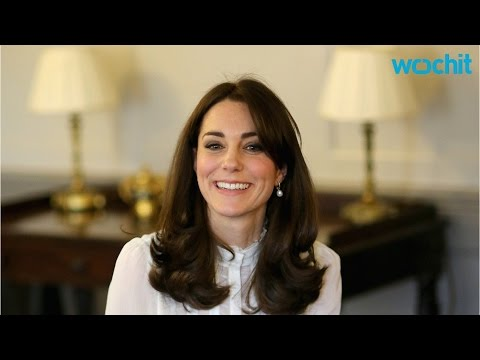 Duchess Kate Reveals Prince George's Nickname for The Queen