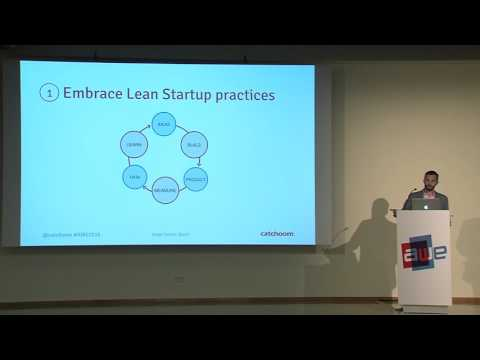 David Marimon (Catchoom) Build a White Label Augmented Reality Agency Service with CraftAR APIs