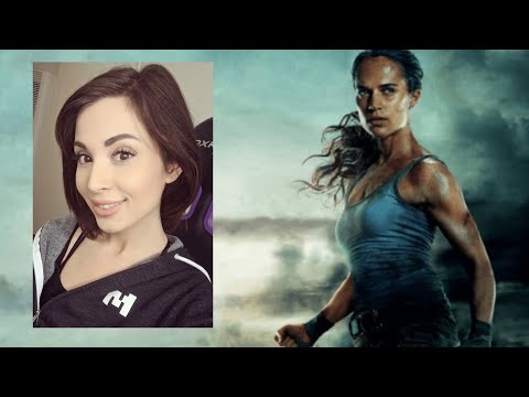Tomb Raider Movie Review (No Spoilers) | Melonie Mac