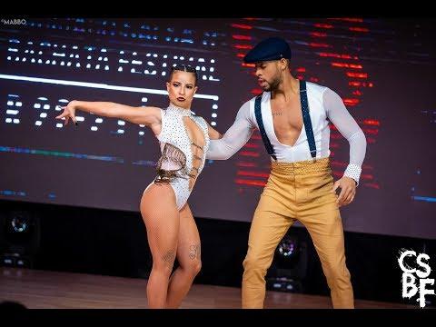 Robert Rosario & Ana Saoco - Show | Chicago Salsa & Bachata Festival 2019
