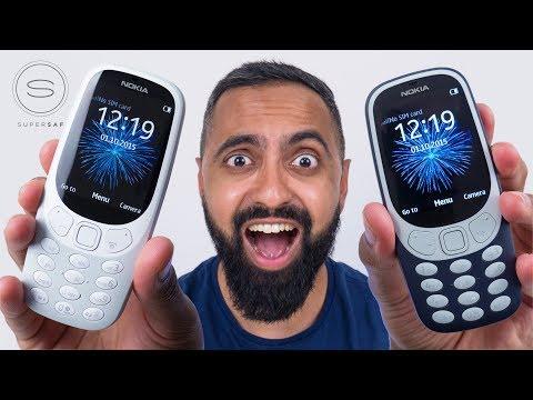 NEW Nokia 3310 UNBOXING