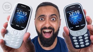 NEW Nokia 3310 UNBOXING