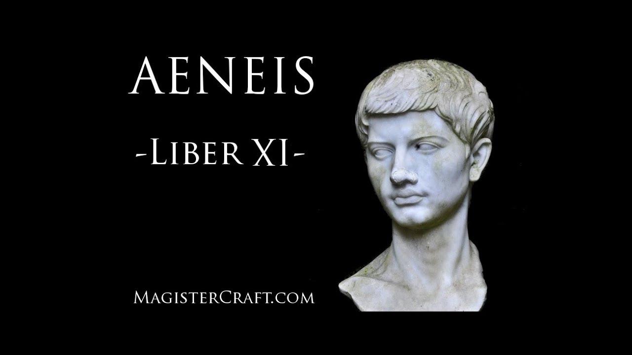 Vergil's Aeneid - Book XI - Novice Latin
