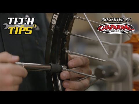 Tech Tips/How-To: Motorcycle Wheel Maintenance