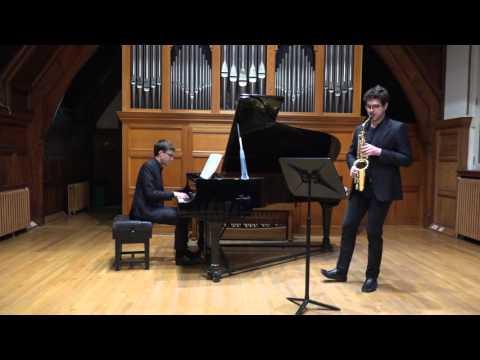 Bernstein: Tonight, West Side Story (Gerardo Gozzi, alto saxophone & Stefano Marzanni, piano)