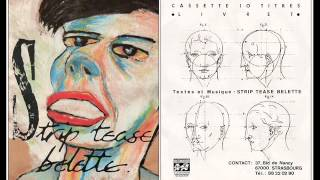 Strip Tease Belette - Anatole - K7 10 Titres - 1986