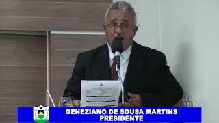 Geneziano de Sousa pronunciamento 06 09 2018