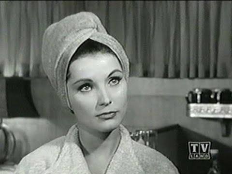 MISS DEBRA PAGET: FINAL ACTING APPEARANCE 1965