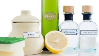 How to Make Green Cleaning Supplies   Green Living