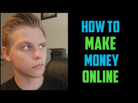 HOW TO Make Money Trading STOCKS (For BEGINNERS ONLINE FROM HOME)