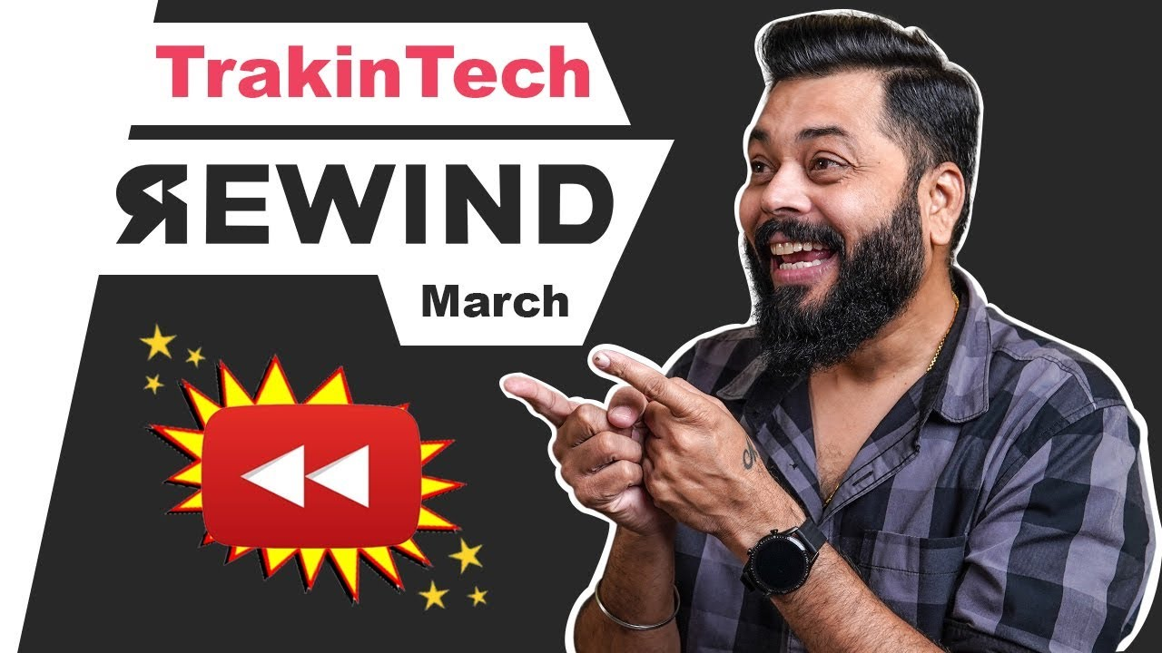 TrakinTech March Rewind ⏪ ⏪ POCO F2 Launch, OnePlus 8 Series Full Specs, 6G, Huawei P40 Series