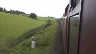 HD BR D1062 western courier best THRASH CLAG on the SVR 23/8/14