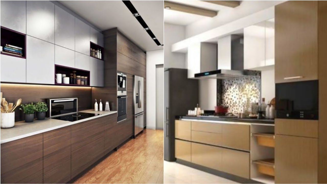 If you were keeping up with the latest interior color trends, then you probably know that neutrals such as beige, white, and grey are very popular nowadays, and they are actually the primary choices for kitchen design 2021. 100 Modular Kitchen Design Ideas 2021 Modern Open Kitchen Design Kitchen Cabinet Design Ideas Youtube