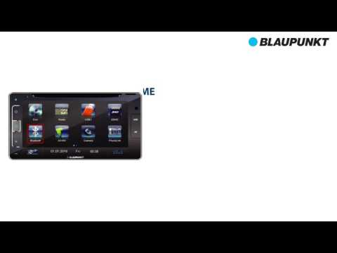 How To Pair Blaupunkt Texas 600 / Chicago 600 With Android Via Phonelink