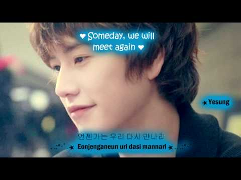 Super Junior Someday [Eng Sub + Romanization + Hangul] HD