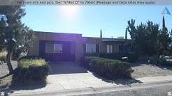 Priced at $69,900 - 908 Mesquite Drive, Sierra Vista, AZ 85635