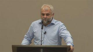 Vladimir Pustan | Cum poate iubi doar o femeie | Ciresarii Tv | 08-mar-2015