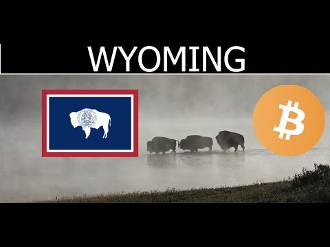 Cryptocurrency Friendly Wyoming Welcomes  Blockchain Innovation