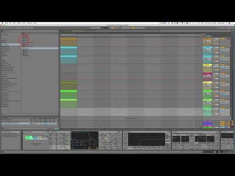 Ableton 10 — How To Stack Synths On The Same Track