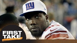 First Take reacts to Giants trading Jason Pierre-Paul to Buccaneers | First Take | ESPN