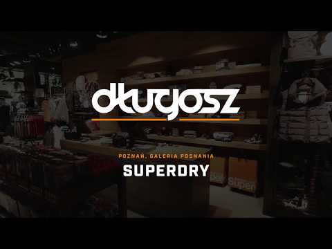 Metal furniture for Business - Superdry - Realization