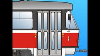 Tram Simulator 2D - City Train Driver  By Daniel Viktorin (IOS ) Free Game