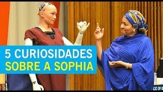 5 curiosidades sobre a robô Sophia