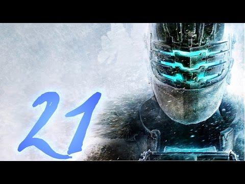 Прохождение игры Dead space 3  Ч.21 – Отдел геологии. Сбор Розетты.