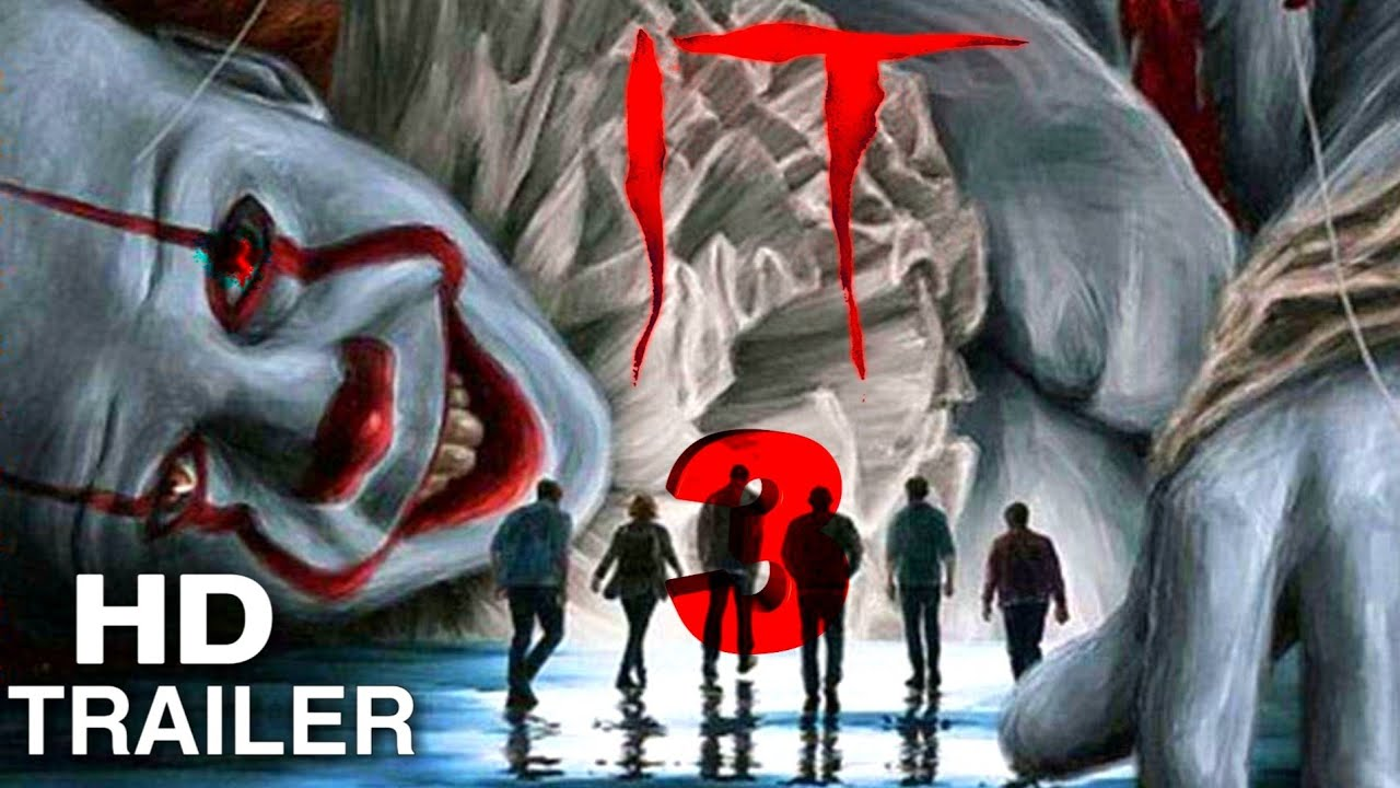 Download IT CHAPTER 3 | OFFICIAL TRAILER 2021 - CHAPTER 3