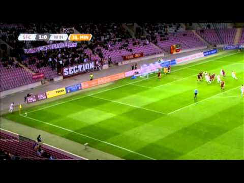 Highlights Servette FCW 13e tour)   Multimedia   Swiss Football League