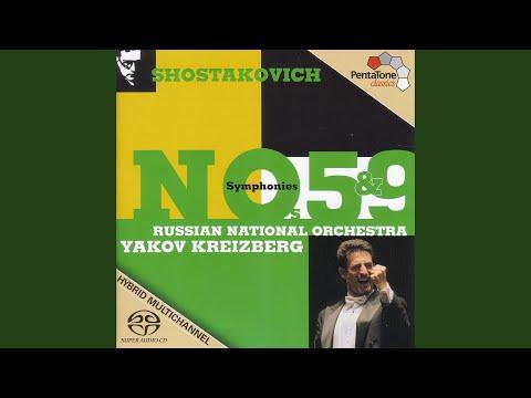 Symphony No. 5 in D Minor, Op. 47: IV. Allegro non troppo