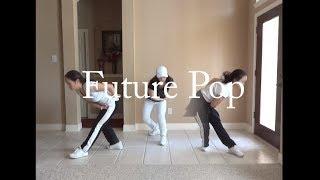 Perfume  - Future Pop -dance cover-