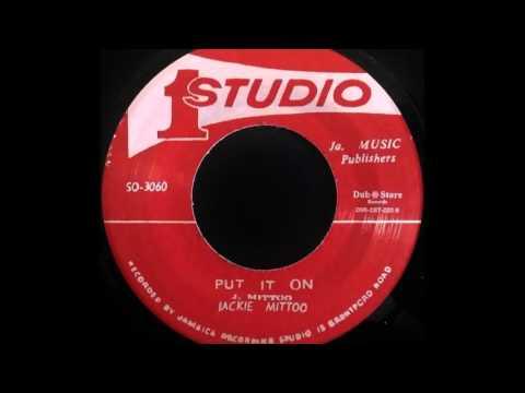 JACKIE MITTOO - Put It On [1967]